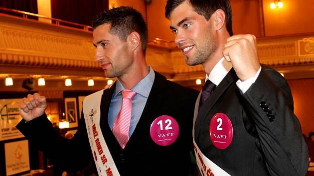 Ze slavnostní volby Muže roku 2012 v Náchodě.
