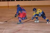 Hokejový přípravný turnaj Metuje Cup byl ve středu rozehrán na stadionech v Novém Městě nad Metují a ve Dvoře Králové.