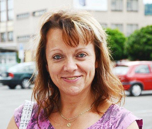 Jarmila Volhejnová.