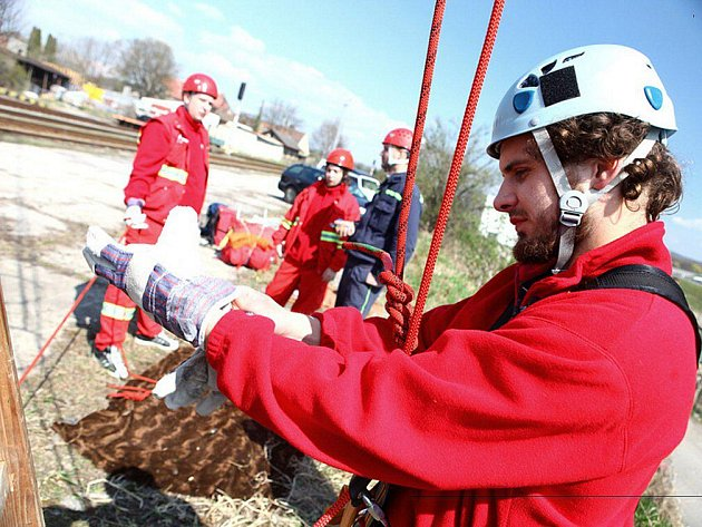 Rescue 2011 na Rozkoši.