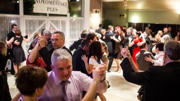 27. novoměstský ples.