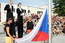 Zahájení 82. ročníku festivalu amatérského divadla Jiráskův Hronov.