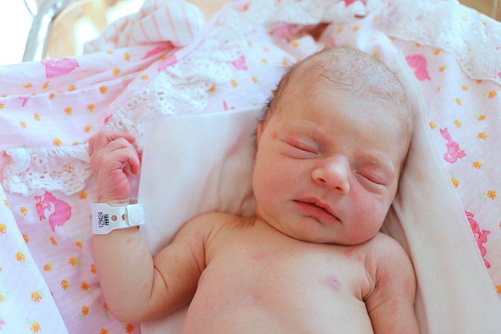 Adéla Králíčková z Náchoda je prvním děťátkem Blanky Dušánkové a Václava Králíčka. Holčička se narodila 10. září 2019 ve 2,09 hodin, vážila 2915 gramů a měřila 46 centimetrů.