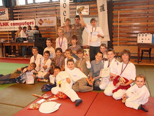 Judo Club TJ Česká Skalice.