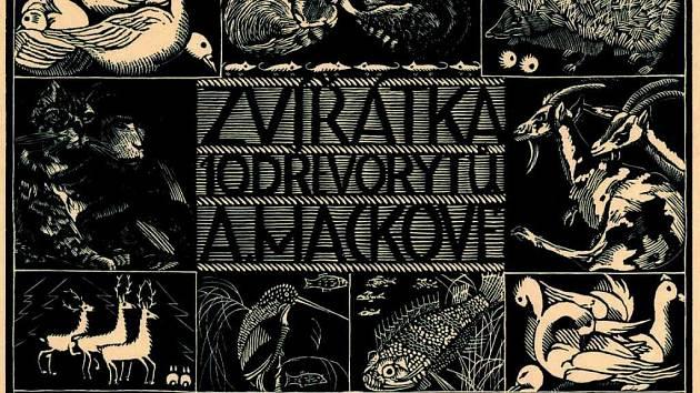 ANNU MACKOVOU v dřevorytové technice ovlivnil sám Josef Váchal, svérázný představitel české moderny. Jejich osudy se propletly. Dvojice spolu strávila padesát let.