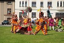 Program na letošní 64. Mezinárodní folklorní festival v červeném Kostelci  bude opět velmi rozmanitý.