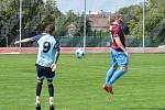 Fotbalová příprava: Holice - Náchod.