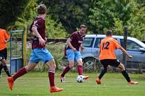 Fotbalová příprava: Letohrad - Náchod.