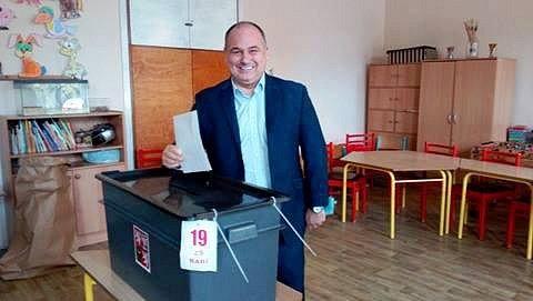VNáchodě odvolil starosta Birke