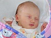 KRISTÝNA JUNKOVÁ se narodila 20. října 2016 v 7.05 hodin, vážila 3200 g a měřila 51 cm. S rodiči Ludmilou a Petrem a s téměř tříletou sestřičkou Terezkou jsou z Havlovic.