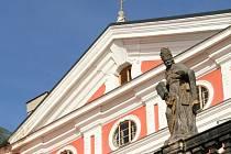 KLÁŠTER BENEDIKTINŮ V BROUMOVĚ byl po staletí centrem kulturního i hospodářského dění celého regionu.