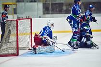 Hokejisté Hronova.