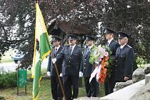 Vysokovští uctili památku obětí bitvy z roku 1866.