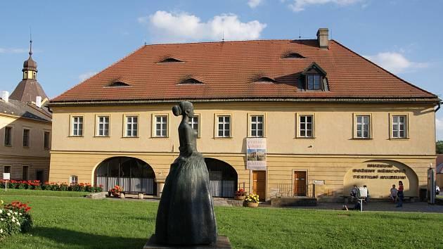 Muzeum Boženy Němcové v České Skalici.