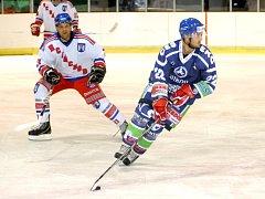 Hokej Hronov - Náchod.