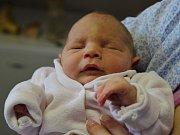 STELA VALTEROVÁ je prvním děťátkem Lenky a Jakuba z Hronova. Holčička se narodila 3. dubna 2017 v 6.21 hodin a vážila 3085 gramů.
