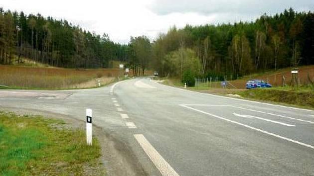 Rekonstrukce silnice na Broumov bude pokračovat.