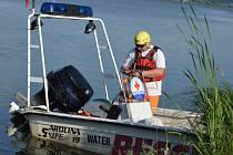 VODNÍ záchranná služba. Ilustrační snímek.