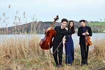 Accio Piano Trio tak zahraje na Broumovsku čerstvě po koncertech v zahraničí.