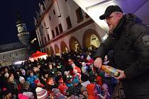 Silvestrovské rodinné odpoledne v Novém Městě nad Metují.