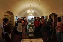 Svatojánská noc oslava slunovratu, tajuplná noc plná kouzel, ohňů a magie v novoměstském muzeu.