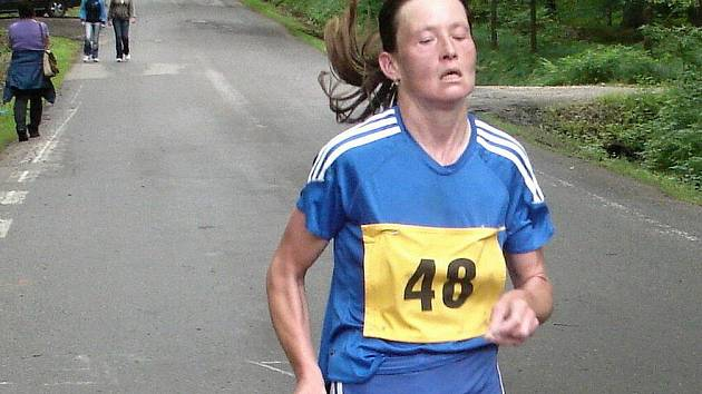 Ženám dominovala Táňa Metelková.