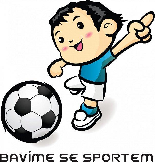 Logo projektu Bavíme se sportem.