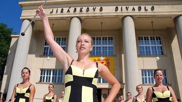 Jiráskův Hronov byl slavnostně zahájen.