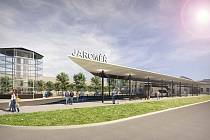Stavba nového jaroměřského autobusového terminálu začne už v březnu.