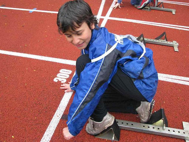 Přijímací zkoušky do sportovní třídy  plhovské základní školy v Náchodě.