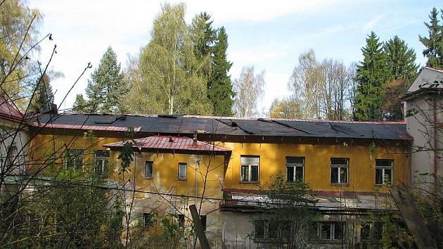 Lázně Běloves.