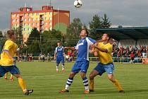 Krátce před startem nižších mistrovských fotbalových soutěží mají některá regionální mužstva možnost testovat aktuální formu díky domácímu poháru.