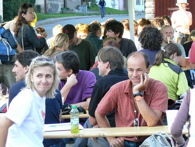 Horolezecký festival.