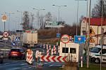 Polsko zpřísnilo režim na státní hranici. Tentokrát s ohledem na konání klimatologické konference v Katovicích. Omezení trvá až do 16. prosince. Na snímku je přechod v Náchodě - Bělovsi.