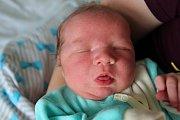 MICHAL BROUČEK z Hejtmánkovic potěšil svým příchodem na svět rodiče Kateřinu a Jana. Narodil se 16. ledna 2017 v 17.42 hodin, vážil 3860 g a měřil 51 cm. Doma má dvouletého brášku Honzíka.