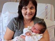 MARTIN JANÝRA z Náchoda se narodil 21. května 2017 v 10.08 hodin. Jeho míry byly 4040 gramů a 53 centimetrů. Z chlapečka se radují rodiče Jana a Tomáš i tříletá sestřička Lucinka.