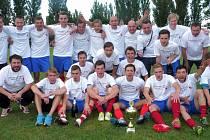 VÍTĚZEM letošního ročníku fotbalového Veba Okresního přeboru mužů se stal rezervní tým Jaroměře. Ten ve třiceti kolech nasbíral 70 bodů, o jeden více než druhé Hejtmánkovice.