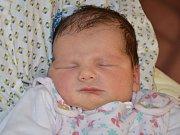 ANIČKA z Jaroměře se narodila 12. října 2016 v 16.23 hodin, a to mamince Haně a tatínkovi Martinovi. Po zvážení a změření se ukázalo, že má holčička 4400 gramů a 54 centimetrů. Doma se na ni těšili sourozenci Míša a Natálka.