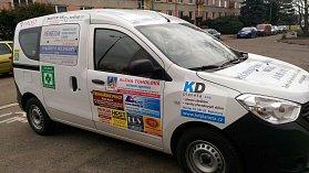 Do místní pečovatelské služby v Jaroměři tak v pondělí putovala fungl nová osobní dodávka značky Dacia Dokker, čímž nahradila své starší předchůdce.