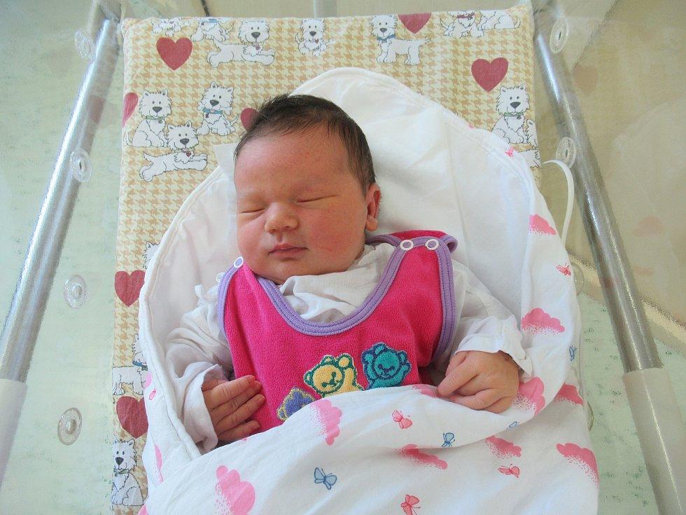 Marie se narodila ve středu 15. dubna 2020, a to čtyři minuty před pátou hodinou ráno. Holčička vážila 3,89 kg a měřila 50 cm.