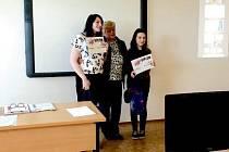 Soutěž mladých grafiků ve Velkém Poříčí.