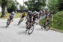 Žernovský bajk Road – tak se jmenuje druhý ročník silničního cyklistického závodu, který se pojede už tuto neděli v rámci tradičního Dobrušského poháru.