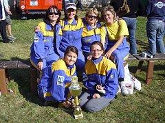 Družstvo žen Kramolny NTC se prvním místem opět probojovalo do čela Primátor ligy.