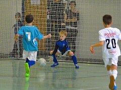 NADŠENÍ, ZÁPAL i pohledné fotbalové akce. To vše v Náchodě servírovaly mladé fotbalové naděje.