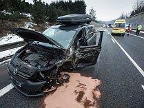 Úterní dopravní nehoda na obchvatu České Skalice