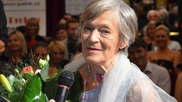 Luba Skořepová.
