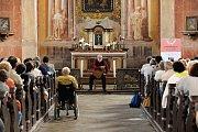 Edita Keglerová vystoupí v heřmánkovickém kostele.