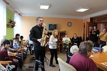 V Centru sociálních služeb Naděje Broumov se spojovaly generace.