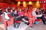 ODBORNÁ KONFERENCE k prevenci drogové problematiky se konala v náchodském kině Vesmír.