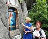 Legendu o záletné kněžně připomíná kajícná Magdaléna